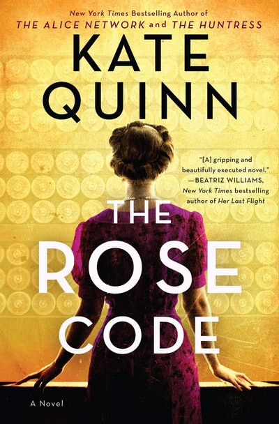 'The Rose Code' by Kate Quinn