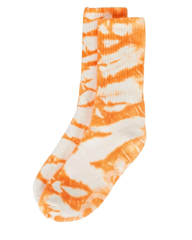90s Tie-Dye Sport Socks