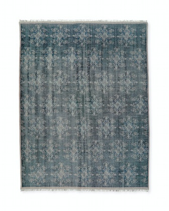 Willowmere Hand-Knotted Rug 6' x 9'