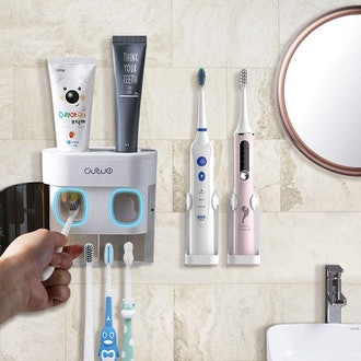 BesLife Automatic Toothpaste Dispenser & Holder