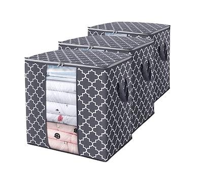 WISELIFE Storage Bags (3-Pack)