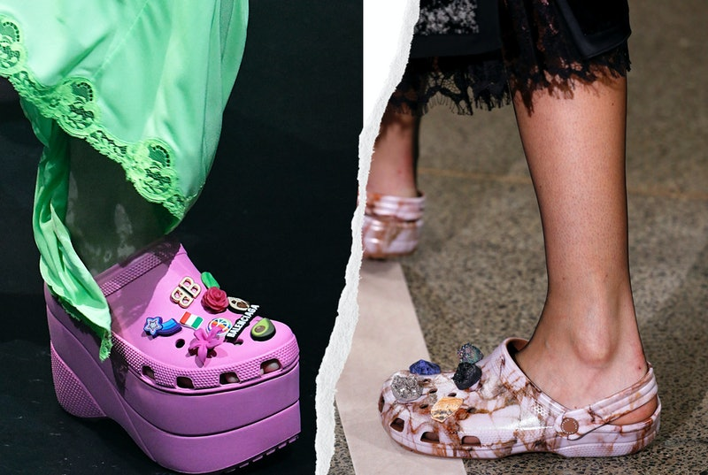 How To Wear Crocs With Everything From Sweats To Dresses