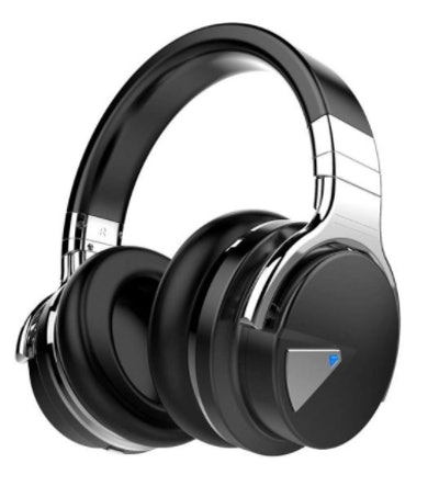 E7 Active Noise Cancelling Bluetooth Headphones