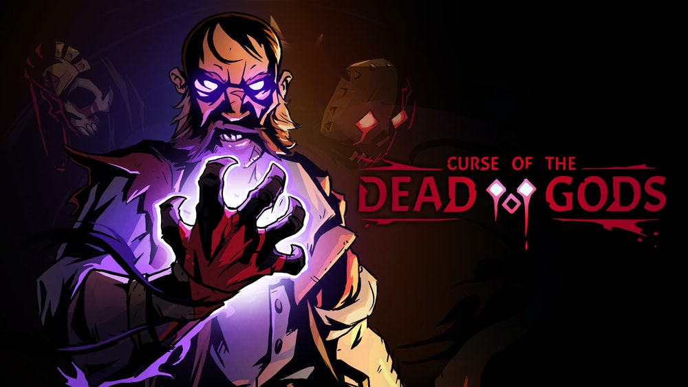 curse of the dead gods cover art