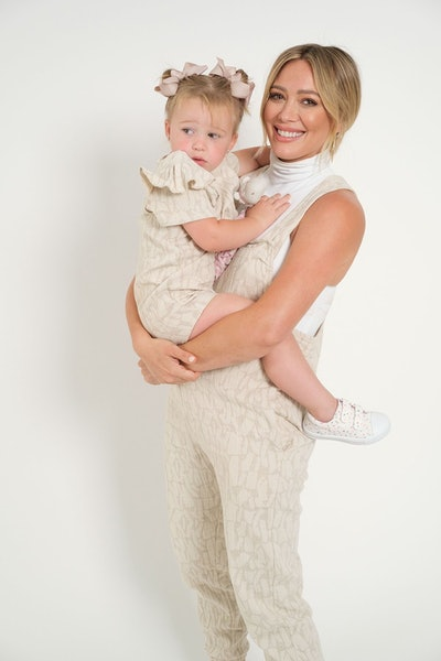 S+T x Hilary Duff - The S+T Hilary Romperall in Desert Clay