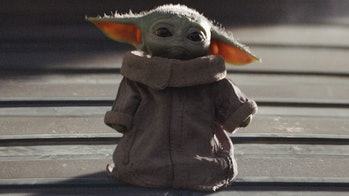 Baby Yoda in The Mandalorian Season 2