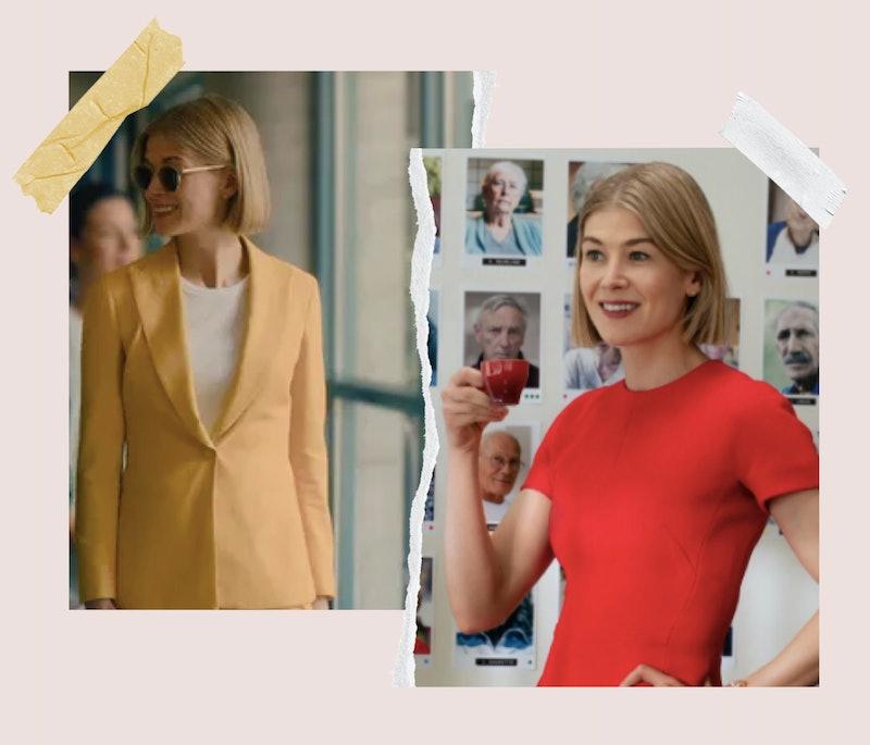 Rosamund Pike Netflix's I Care A Lot