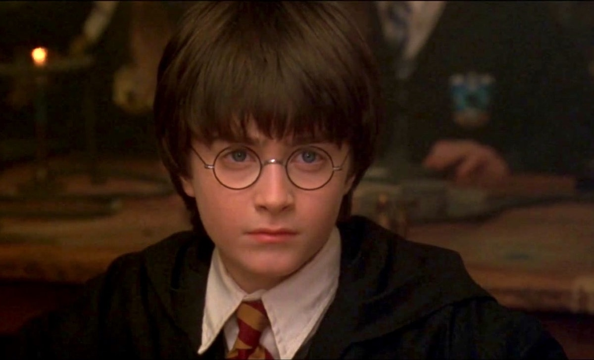 Daniel Radcliffe admitted he's embarrassed to watch himself in the 'Harry Potter' movies.