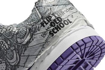 Nike Flip the Old School Dunk Low