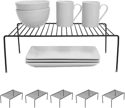 Smart Design Shelf Rack (Set of 6)