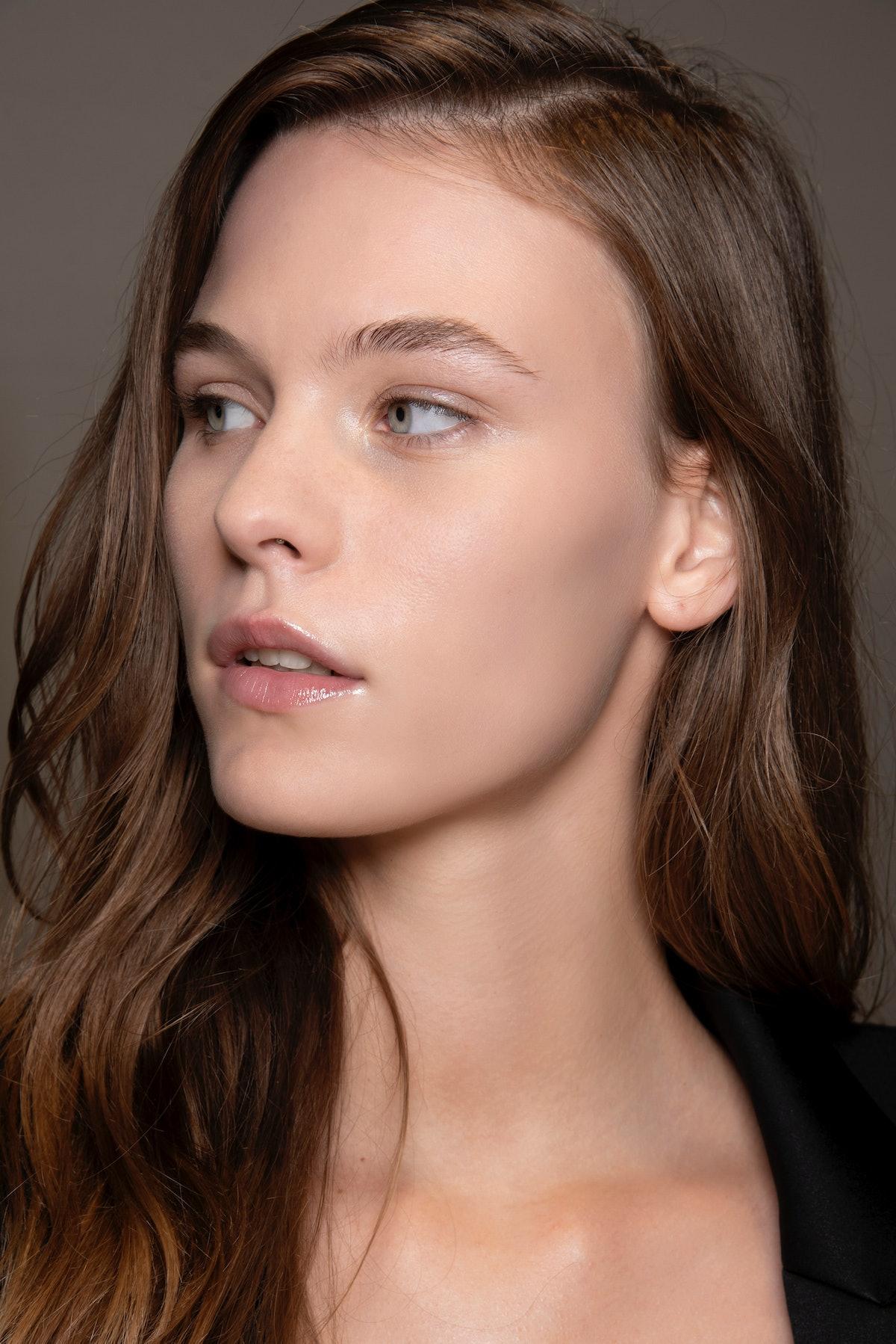 skincare facial exercise
