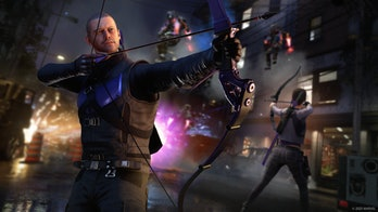 Clint Barton in the second 'Marvel's Avengers' DLC
