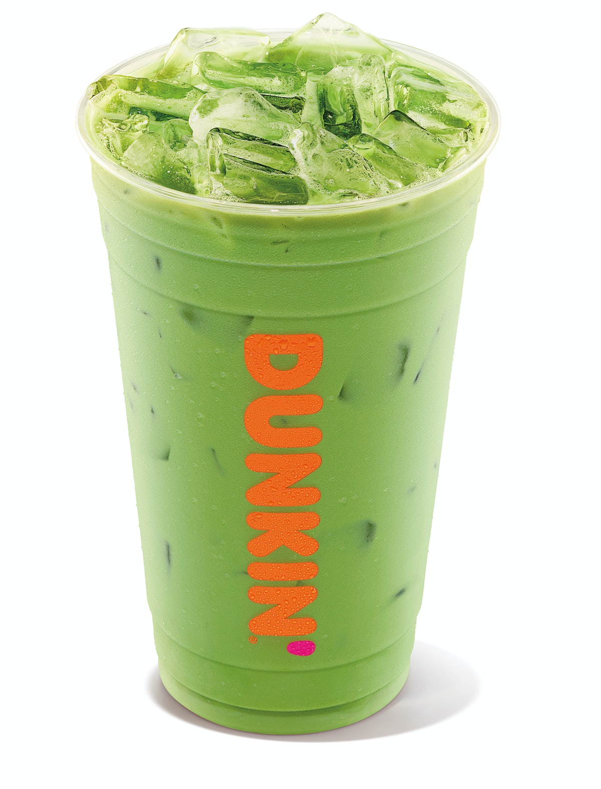 How much caffeine is in Dunkin's Blueberry Matcha Latte? It's more than you think.