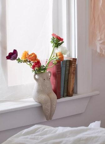 Leggy Lady Vase
