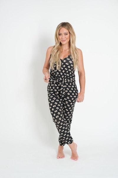S+T x Hilary Duff - The S+T Lauren Romper in Daisy Dream