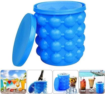 XUECHEN Ice Cube Mold Bucket