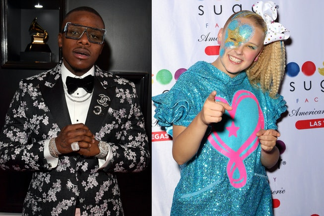 DaBaby clarified that he's not beefing with JoJo Siwa after his lyric about her caught the attention of Twitter.