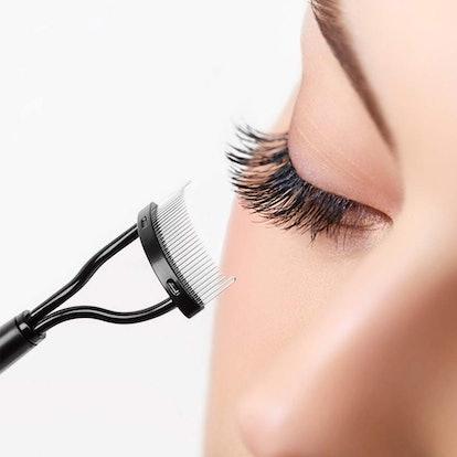 TEOYALL Eyelash Comb (2-Pack)