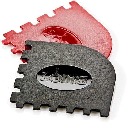 Lodge Grill and Pan Scrapers (2-Pack)