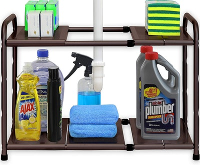 Simple Houseware Under Sink Shelf