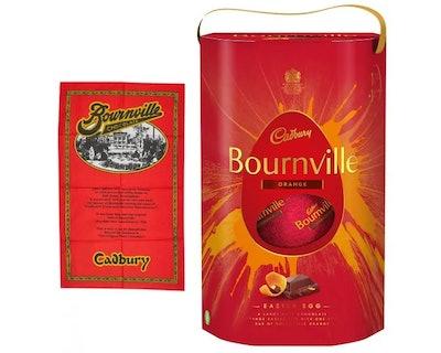 Bournville Orange Dark Chocolate Easter Egg
