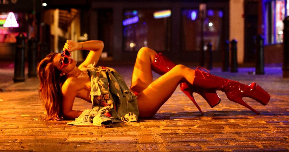 TikTok censored a pole-dancing PhD who studies how social media silences women