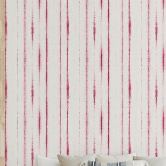 """Pakrat Shibori 33' L x 20.5"""" W Wallpaper Roll"""