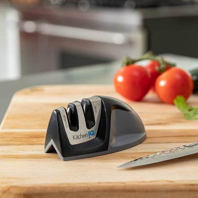 KitchenIQ Edge Grip 2 Knife Sharpener