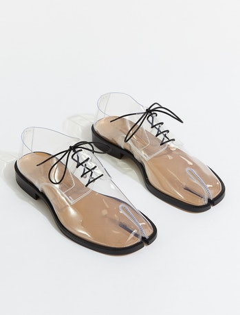 Maison Margiela Transparent Tabi