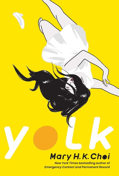 'Yolk' by Mary H.K. Choi