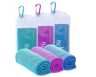 Microfiber Yoga Towels