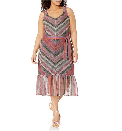 RACHEL Rachel Roy Plus Size Finn Maxi Dress