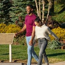 Serena P. and Matt James on 'The Bachelor' via ABC Press Site