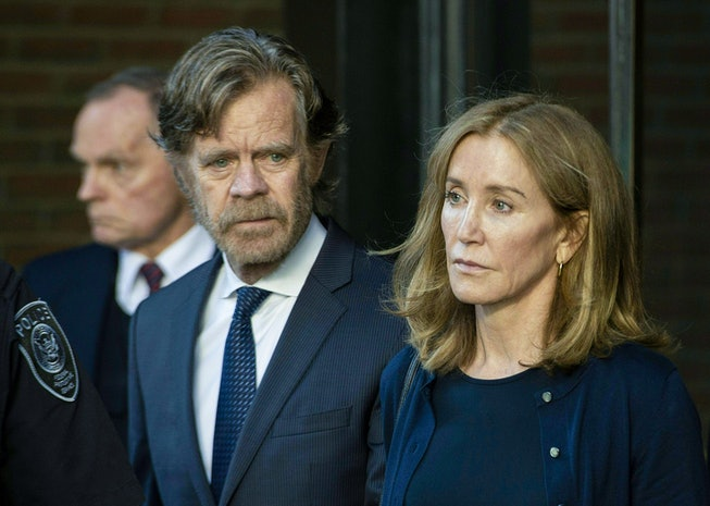 The college admissions scandal, involving Felicity Huffman, Lori Loughlin and more celebrity parents, will get a documentary on Netflix.