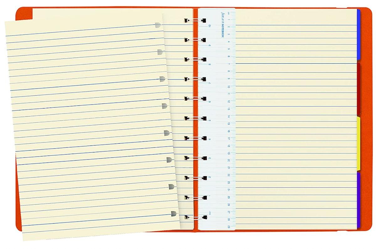 Filofax Refillable Classic Notebook