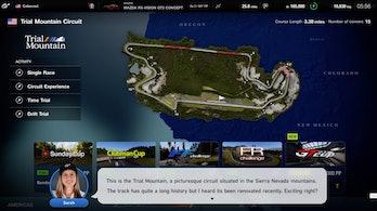 gran turismo 7 circuit mountain trial