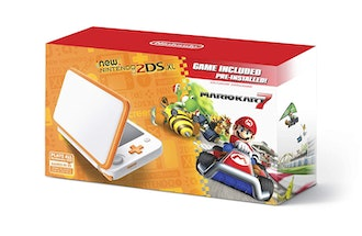 Nintendo 2DS XL Handheld Game Console