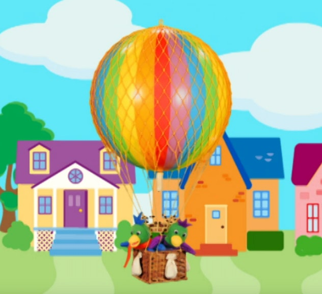 'Baby Einstein' is an educational show for infants and young toddlers.
