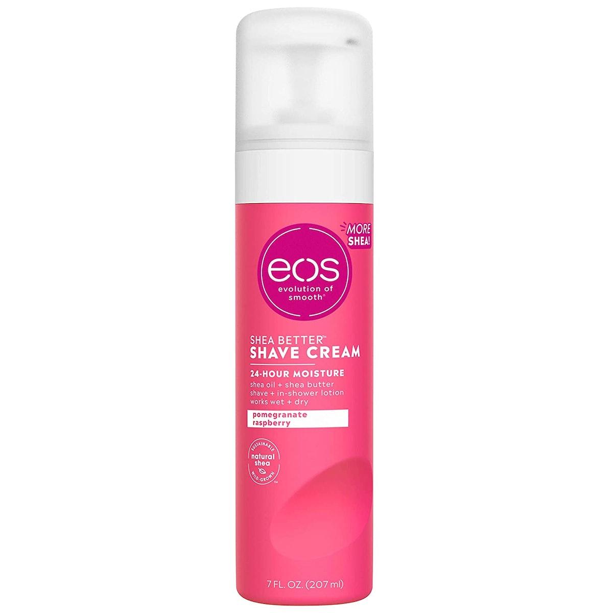 eos Shea Better Shave Cream