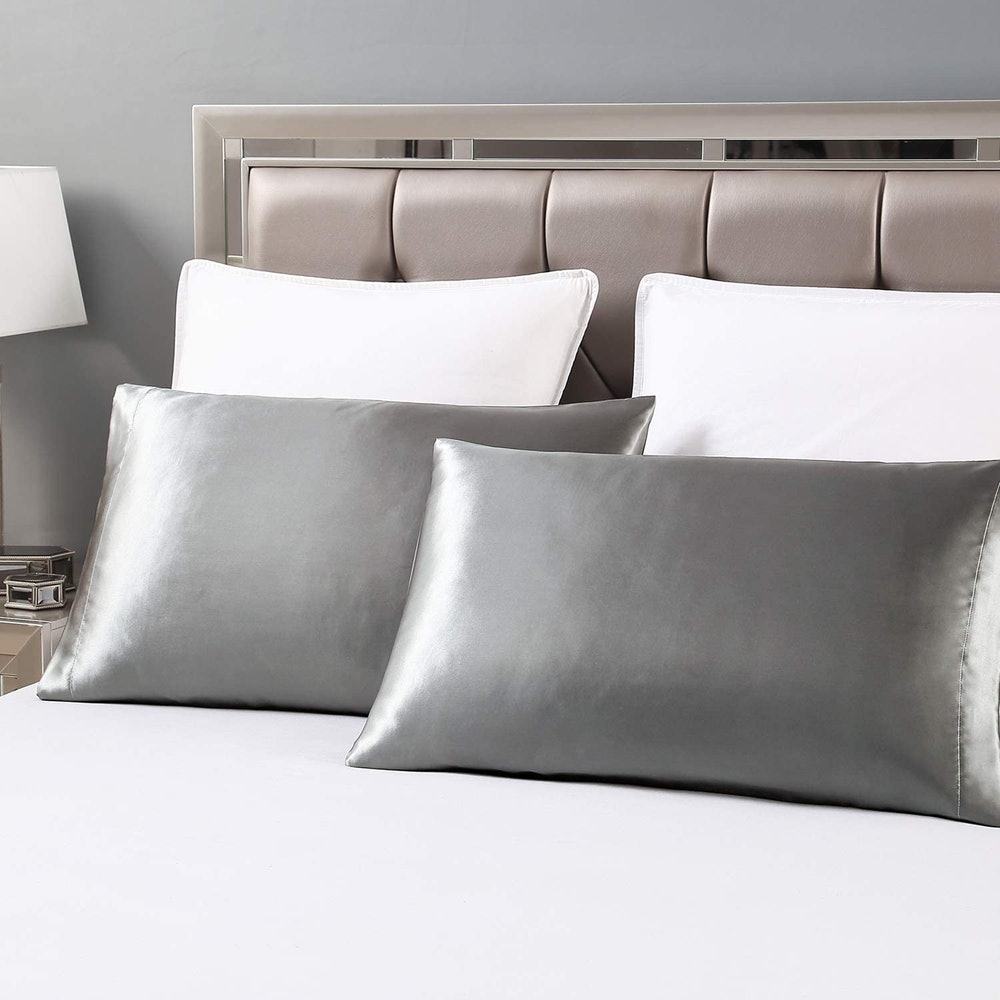 Love's cabin Satin Pillowcases (2-Pack)