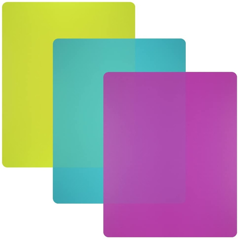Nicole Home Collection Flexible Cutting Boards (3-Pack)