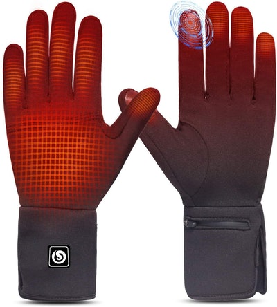 SAVIOR HEAT Rechargeable Heated Glove Liners