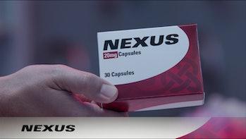 Nexus commercial in WandaVision Episode 7