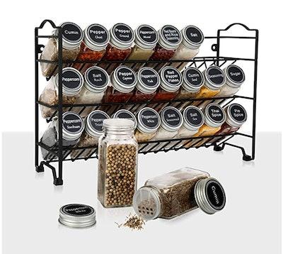 SWOMMOLY Spice Rack