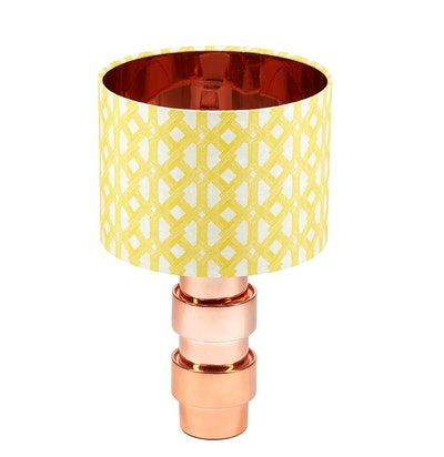 Aluro Lampshade Yellow