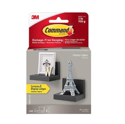 Command Display Ledges