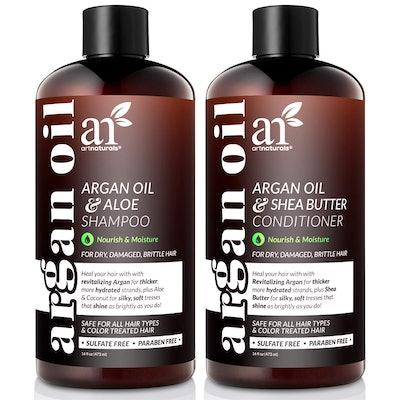ArtNaturals Argan Oil Shampoo and Conditioner Set