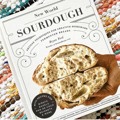 'New World Sourdough: Artisan Techniques for Creative Homemade Fermented Breads; With Recipes for Birote, Bagels, Pan de Coco, Beignets, and More' by Bryan Ford