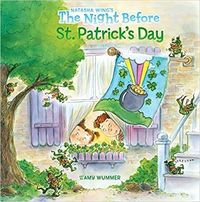 'The Night Before St. Patrick's Day' by Natasha Wing & illustrated by Amy Wummer
