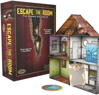 Think Fun Escape The Room The Cursed Dollhouse